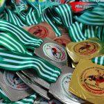 Медали и пояса от «Сан-Сан» для VI Международного турнира «Дружба народов» в Абхазии