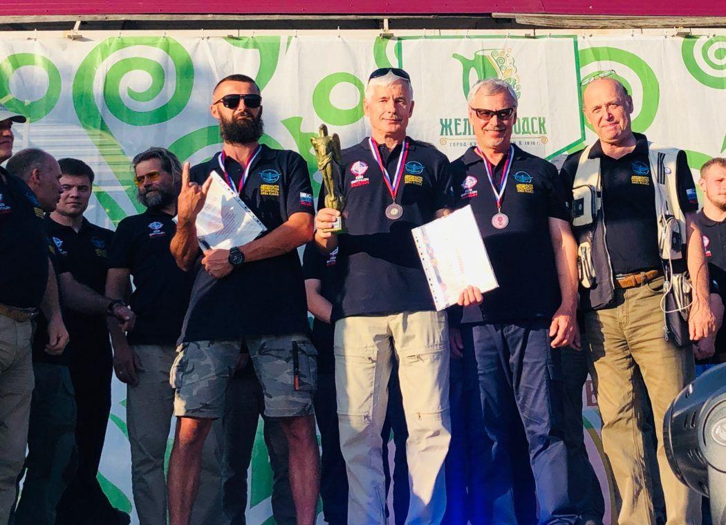 Пятигорский филиал «Сан-Сан» предоставил награды для фестиваля тепловых аэростатов