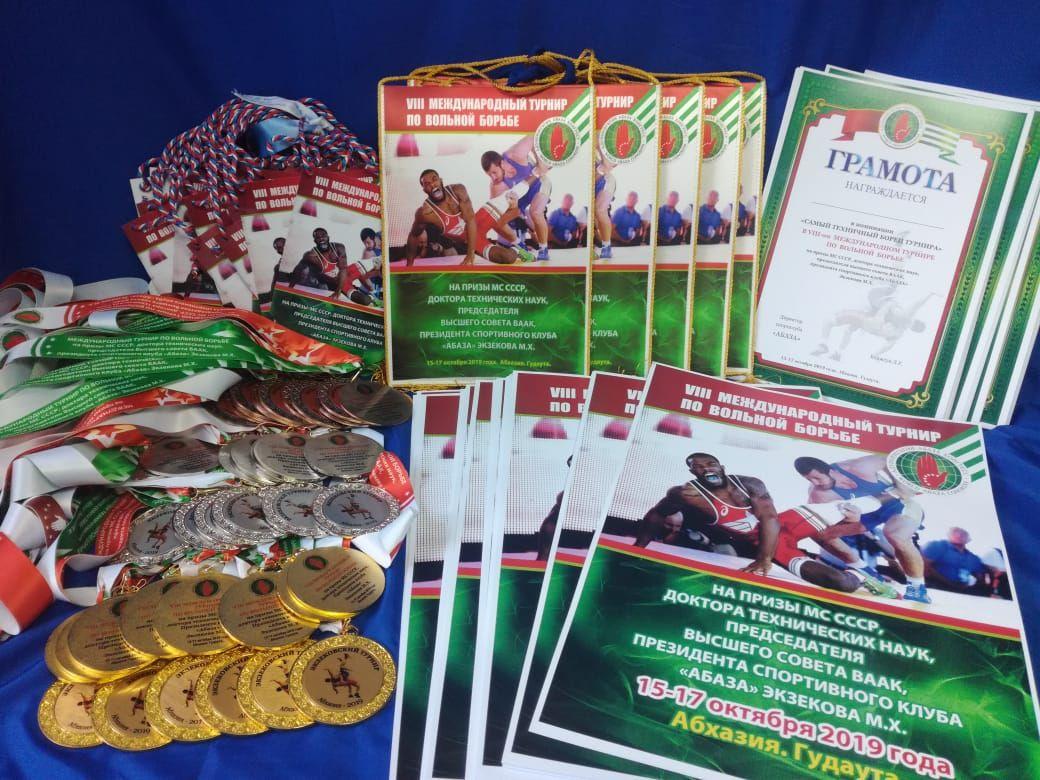 Наградной центр «Сан-Сан» изготовил внес вклад в проведение Экзековского турнира