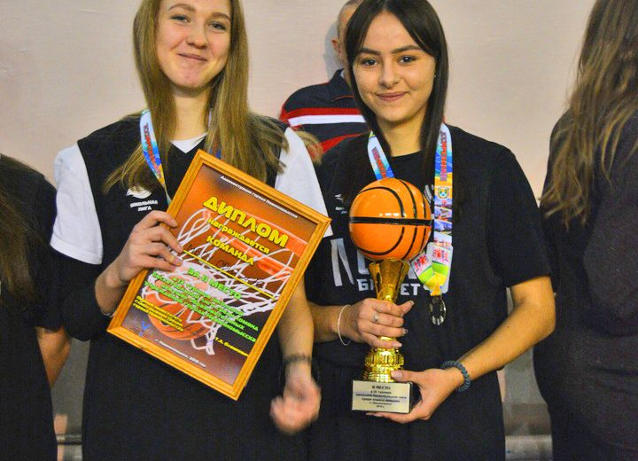 «Сан-Сан» – наградной партнер Школьной баскетбольной лиги – 2019 Невинномысска