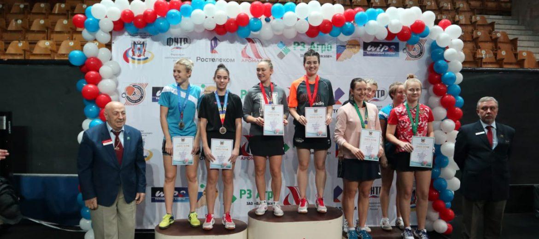 Ростовская область приняла региональные и всероссийские состязания по настольному теннису